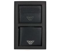 Gift Box Geldbörse schwarz