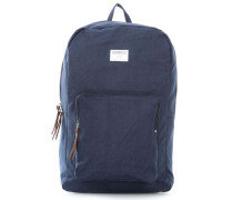 Ground Kim Ground Rucksack 13″ blau