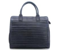 Große Liebe Handtasche dunkelblau