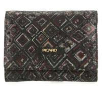 Mosaic 1 Geldbörse schwarz