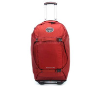 Sojourn 60 Rucksack-Trolley rot 64 cm