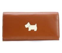 Heritage Dog Geldbörse tan