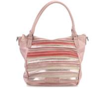Pop Art Handtasche altrosa