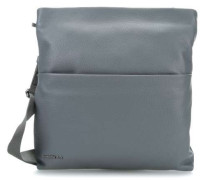 Mellow Leather Umhängetasche grau