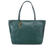 Emma Shopper smaragdgrün