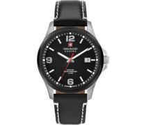 Swiss Military Hanow Observer Schweizer Uhr