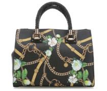 Manhattan Handtasche schwarz