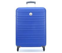 Carlit 4-Rollen Trolley blau 76 cm