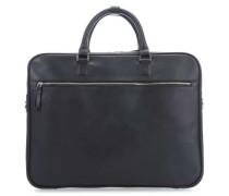 Leather Classics Dag Aktentasche 15″ schwarz