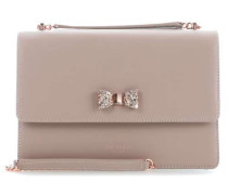 Lilyiah Schultertasche taupe