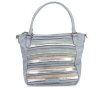 Pop Art Handtasche hellblau