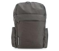 MD Lifestyle 14'' Laptop-Rucksack braun