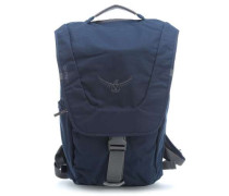 Flap Jack Pack Rucksack 15″ dunkelblau