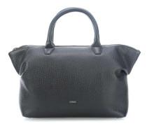 Icon Handtasche schwarz