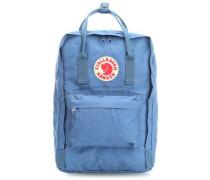 Kånken Laptop L Laptop-Rucksack 15″ hellblau