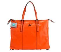 Black Goldie M Handtasche orange