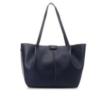 Large Shopper blau