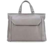 Die Zeit 16 Handtasche 13″ grau