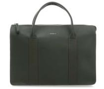 Leather Classic Alice Handtasche 13″ grün