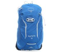 Syncro 10 M/L Rucksack blau