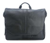 Gordon 1 17'' Aktentasche mit Laptopfach schwarz