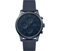 Chronograph blau