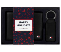 Eton Christmas Set Geldbörse schwarz