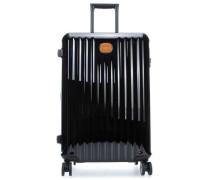 Capri 4-Rollen Trolley schwarz 69 cm