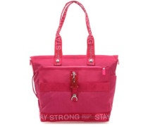 The Styler Shopper fuchsia