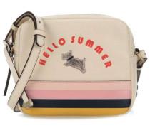 Hello Summer Schultertasche creme
