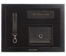 The Modernist Gift Box Geldbörse schwarz