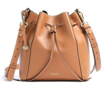 Rose Alley Bucket bag braun