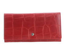 Cocco RFID Geldbörse rot
