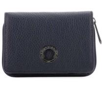 Mellow Leather Geldbörse blau