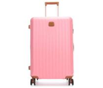 Capri 4-Rollen Trolley rosa cm