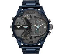 Mr Daddy 2.0 Chronograph blau metallic