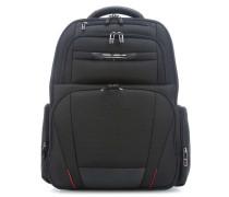 Pro-DLX 5 Laptop-Rucksack 17″ schwarz