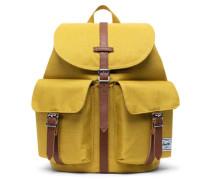 Classic Dawson Small Rucksack gelb