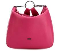Lia 9 Rucksack-Tasche pink
