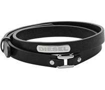 Stackables Armband schwarz