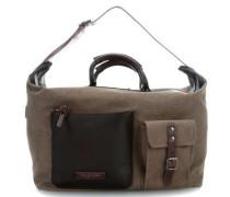 Carver Reisetasche khaki 45 cm