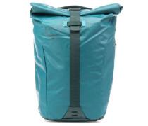 Transporter Roll Rolltop Rucksack 15″ smaragdgrün