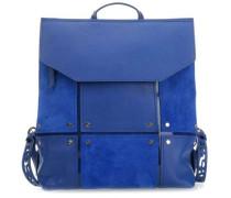Mix N'Patch Patent BackpM Rucksack blau