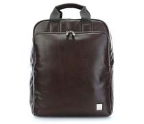 Brompton Dale Laptop-Rucksack 15″ braun