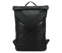Japan Osaka Rucksack 15″ schwarz