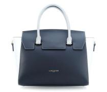 Handtasche dunkelblau