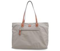 X-Travel Handtasche taupe
