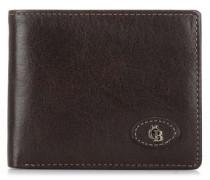 Gaucho RFID Geldbörse dunkelbraun