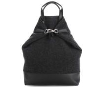 Farum X-Change (3in1) S Rucksack-Tasche schwarz