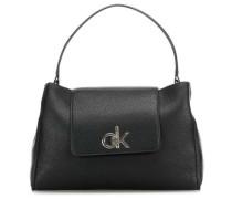 Re-Lock Handtasche schwarz